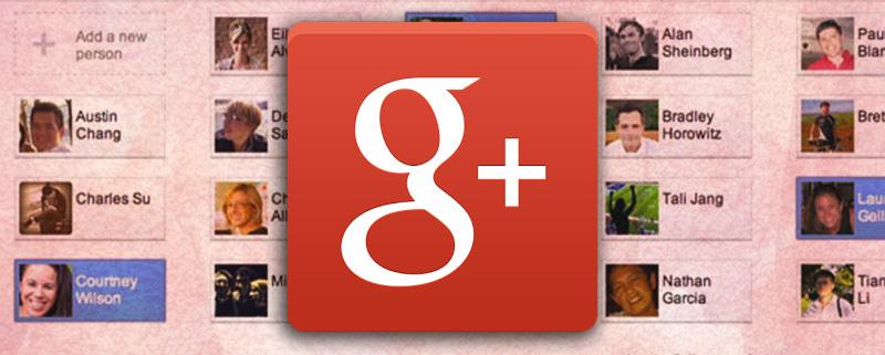 Privacidad Google Plus
