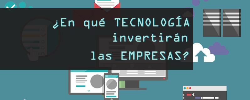 Inversion Empresarial Tecnología