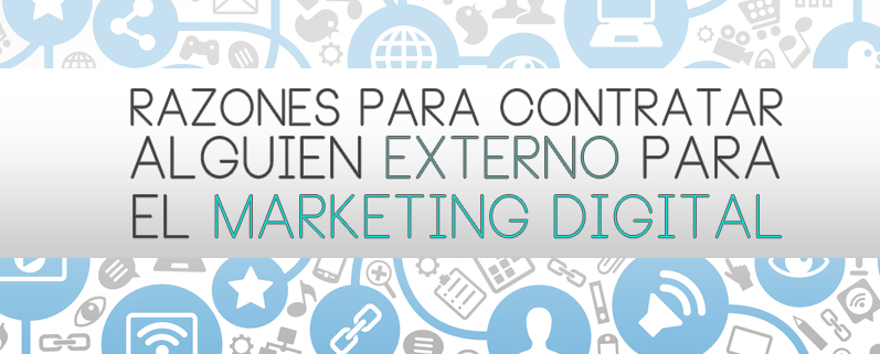 Porqué contratar outsourcing marketing